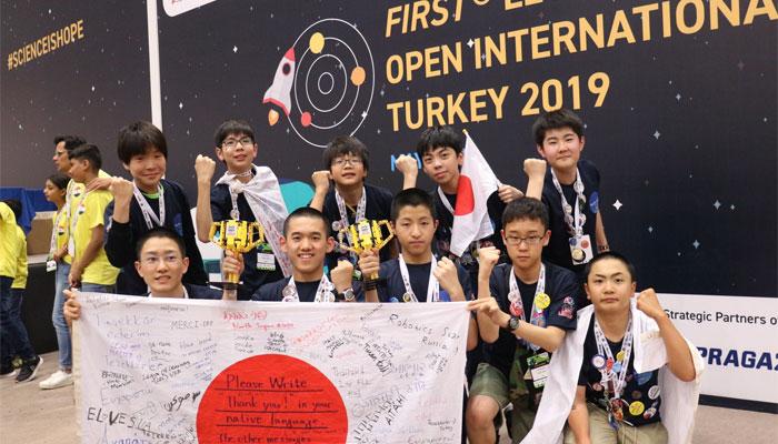 世界大会への出場を目標にした高い技術が習得できるロボットプログラミング教室